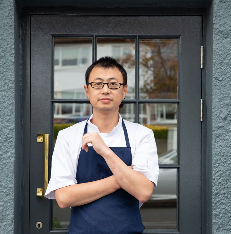 Head Chef - Barry Sun